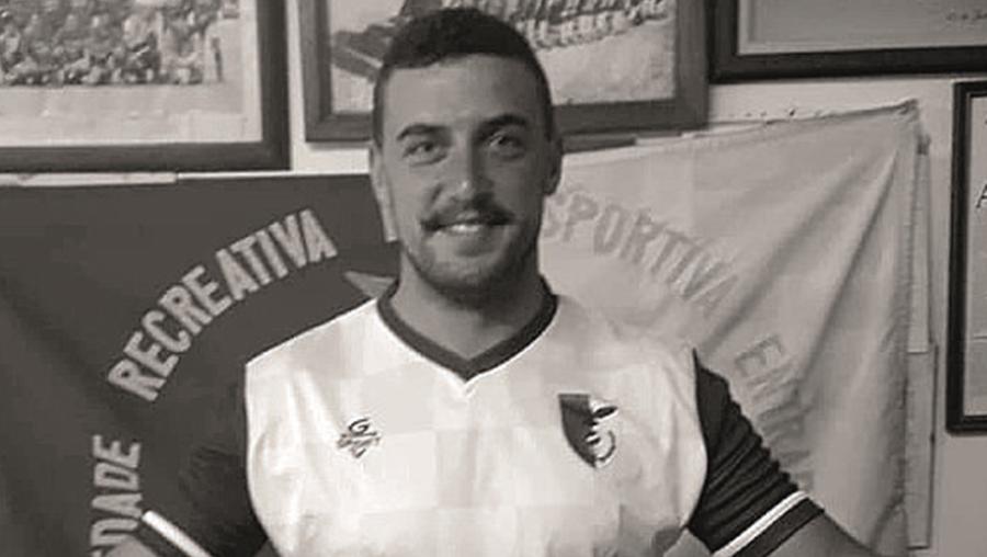 Guilherme Afonso tinha 23 anos