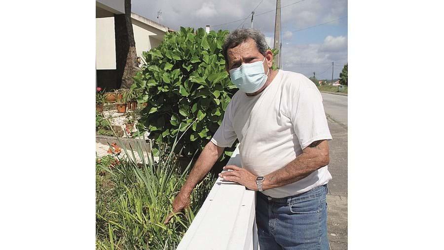 José António ajudou a vítima