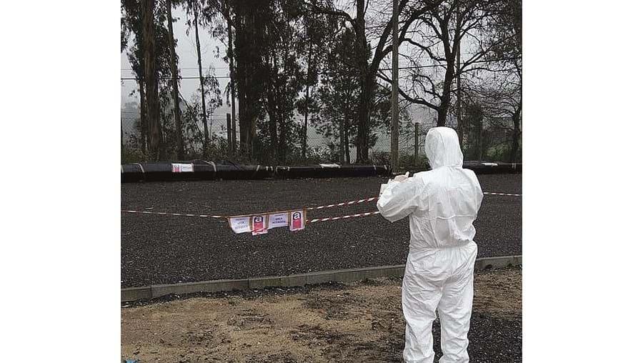 Guardas detetam crimes ambientais