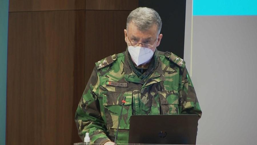 Coordenador da 'Task Force' falou na reunião do Infarmed, esta terça-feira
