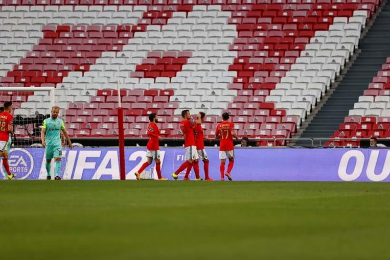 Benfica - Marítimo