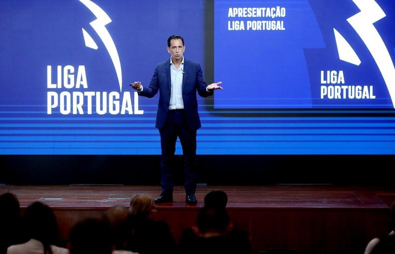 Pedro Proença , presidente da Liga