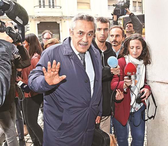 Rosário Teixeira é o procurador que lidera a equipa de acusação do Ministério Público