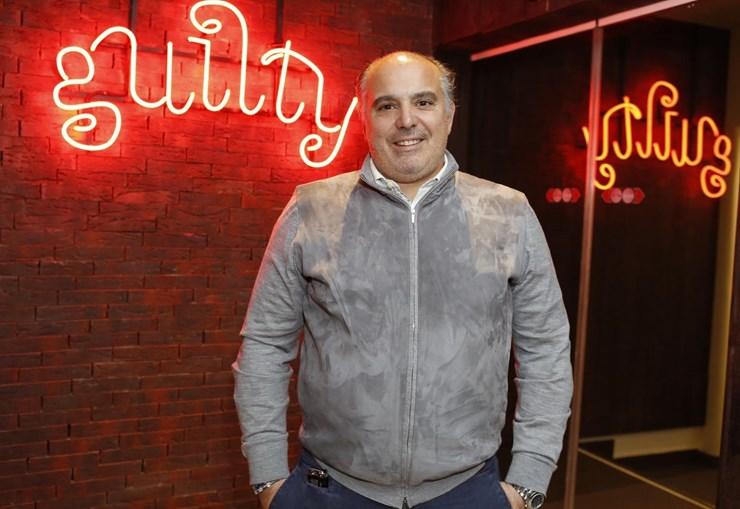 Chef Olivier da Costa