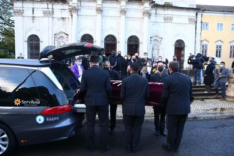 O último adeus a Jorge Coelho