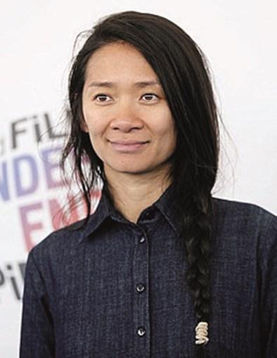 Realizadora Chloé Zhao