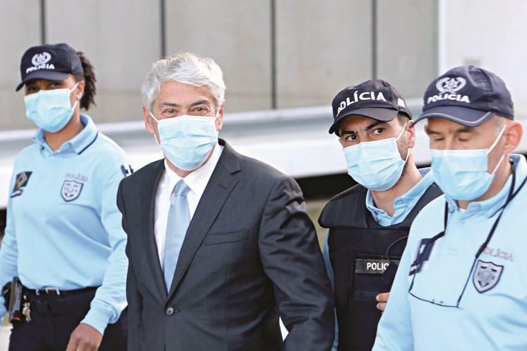 José Sócrates, primeiro-ministro entre 2005 e 2011, é o principal arguido no caso Marquês