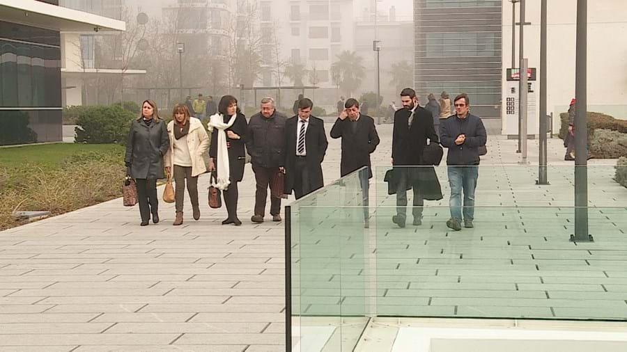 Familiares das vítimas mortais do Meco avançaram com processo - Foto de arquivo