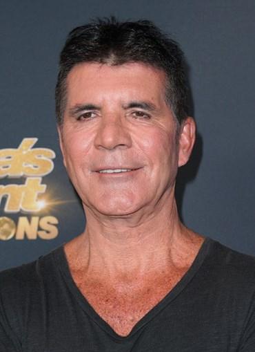 Simon Cowell em 2019