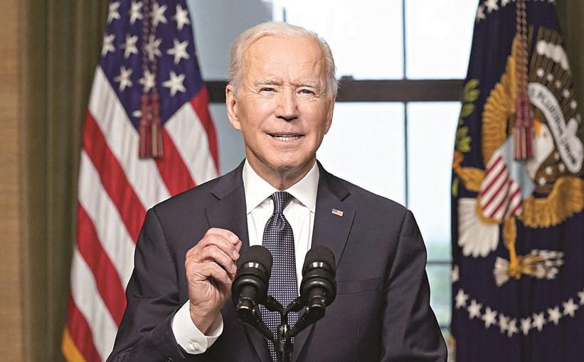 Biden assinou ordem executiva, que dispensa o aval do Congresso