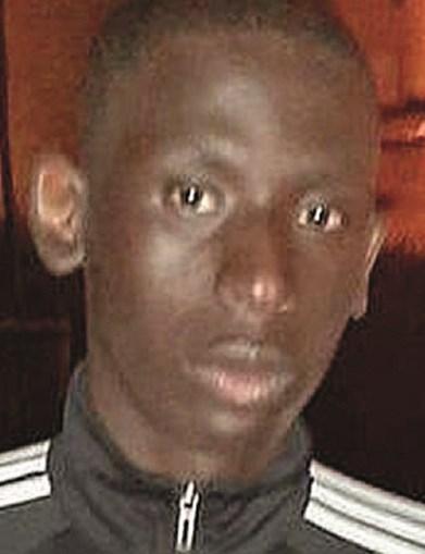 Dolário Salvador tem 18 anos e está em prisão preventiva