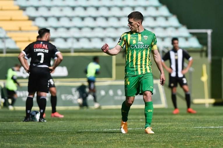 Tondela impõe 10.ª derrota seguida ao Nacional