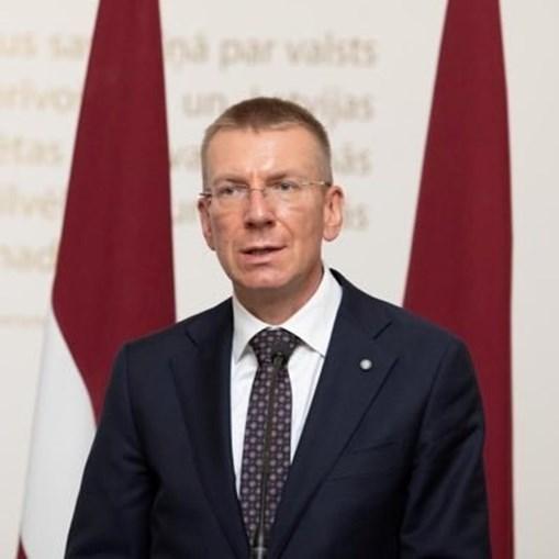 Ministro dos Negócios Estrangeiros da República da Letónia