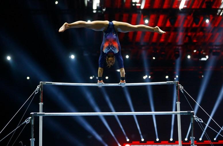 As melhores imagens dos Campeonatos da Europa de ginástica artística
