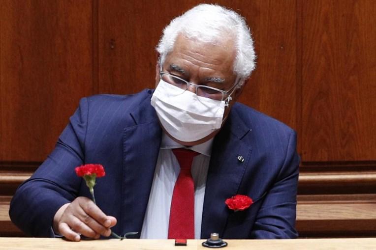 António Costa no Parlamento