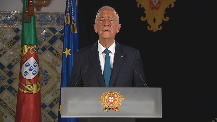 Presidente da República anunciou fim do Estado de Emergência