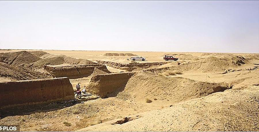 Descoberta aconteceu numa mina no deserto do Saara
