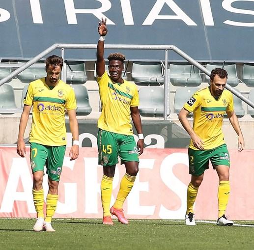 Paços de Ferreira vence Belenenses SAD