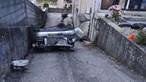 Jovem sofre ferimentos graves após colisão entre três carros em Oliveira de Azeméis