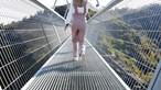 Voamos sobre o rio Paiva na 516 Arouca, a maior ponte pedonal do Mundo