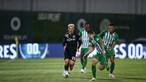 Sporting vence em Vila do Conde e consegue apuramento direto para fase de grupos da Liga dos Campeões