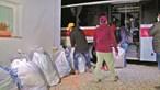 """Migrantes realojados """"pela calada da noite"""" em Odemira"""