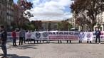 PSP, enfermeiros, lesados do BES e oficiais de justiça pedem 'atenção' durante manifestação no Porto