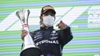 Hamilton iguala Schumacher com seis vitórias no GP de Espanha de F1