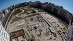 Há ruínas romanas na antiga Feira Popular de Lisboa? Sim, mas poucas
