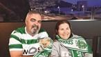 Famosos celebram vitória do Sporting