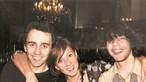 Família e amigos juntam-se para mimar filhos de Maria João Abreu