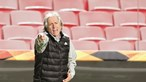 """""""Dérbi apaixonante"""": Jorge Jesus sobre jogo com Sporting"""