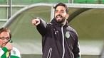'Não vamos festejar': Rúben Amorim sobre jogo com Benfica