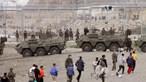Polícia marroquina encerra a passagem de fronteira com Ceuta para impedir entrada de migrantes