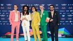 Portugal na final da Eurovisão com canção 'Love is on my side' dos The Black Mamba
