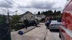 Detido homem que abalroou carro do irmão e o apunhalou com um ferro nas costas