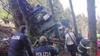Eitan tem cinco anos e é o único sobrevivente da queda de teleférico em Itália