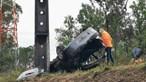 Dois mortos e um ferido grave em acidente de carro na A1 em Estarreja