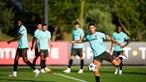 Seleção nacional dá o pontapé de saída no ataque ao Euro