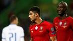 Portugal espera por Gonçalo Guedes para o Euro2020 apesar de infetado com Covid-19