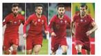 Quarteto de luxo da seleção nacional vai ter miniférias