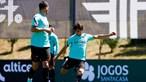 Nuno Mendes e João Félix lesionados falham duelo com a Alemanha