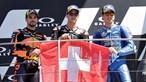 Miguel Oliveira lembra Jason Dupasquier após primeiro pódio da temporada em MotoGP