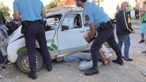 Condutor que atropelou motards intencionalmente em Alenquer ainda está internado