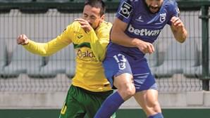 Paços de Ferreira bate Belenenses SAD em jogo que valeu pela segunda parte