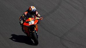 Miguel Oliveira parte do 16.º lugar para o Grande Prémio de Espanha de MotoGP