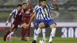 A cada 180 minutos de jogo há um penálti a favor do FC Porto