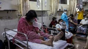 Índia ultrapassa 250 mil mortos por Covid-19 após novo máximo diário