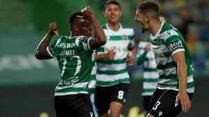 Próxima vitória vale 33 milhões de euros ao Sporting
