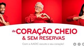 AADIC lança campanha motivacional para doentes com insuficiência cardíaca